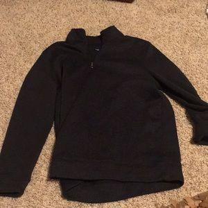 Men's Croft & Barrow Quarter zip sweater